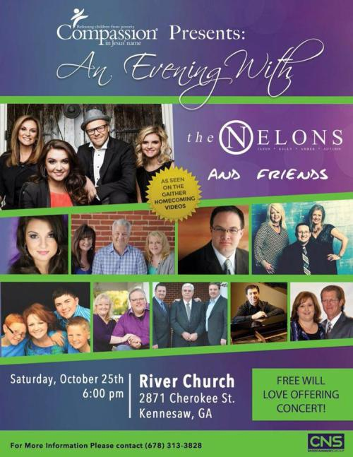 An Evening With The Nelons And Friends