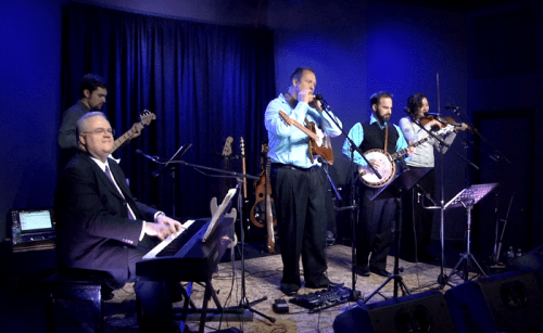 les butler and friends On Harmony Road