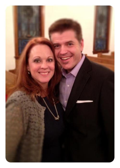 Bryan and Yvonne Hutson
