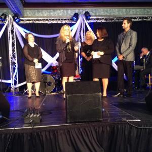Karen Peck and New River, multi-award winners.