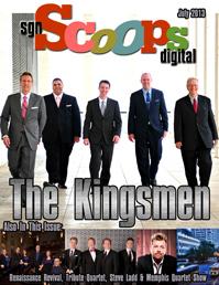 Chris Jenkins, The Kingsmen