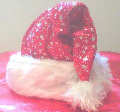 Santa hat edited