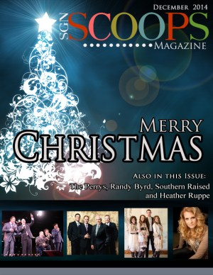 December 2014 SGNScoops Magazine