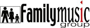Family music group logo