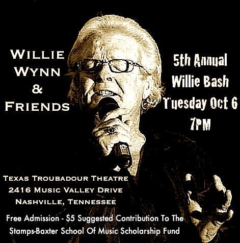 Willie Wynn 2015