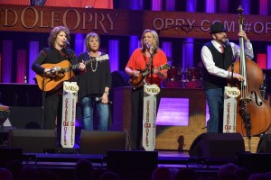 The Isaacs Invited To Honor Jim Ed Brown In Opry Appearance