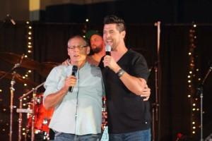 Gerald and Adam Crabb