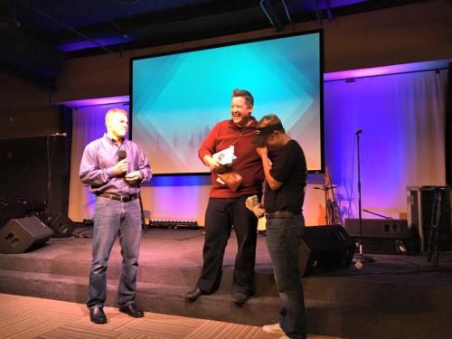 Antioch Church Random Act of Generosity