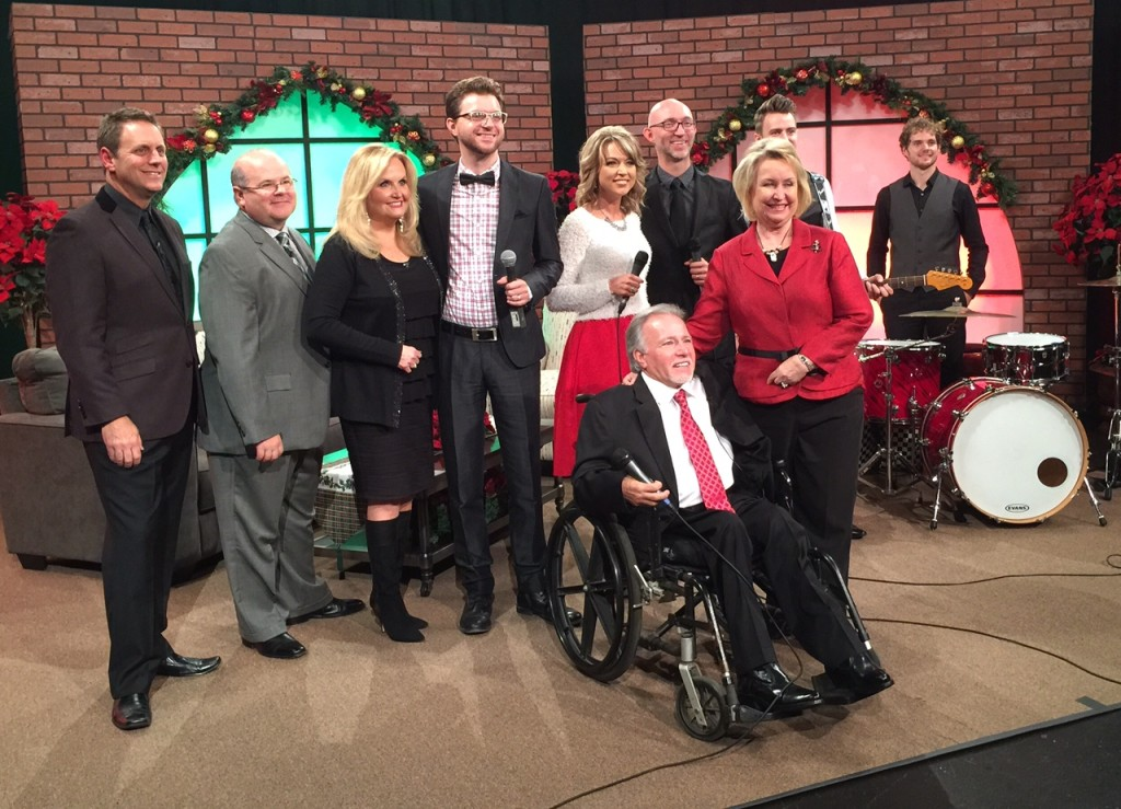The Browders and hosts of Gospel Music USA