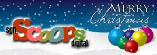 Merry Christmas from SGNScoops