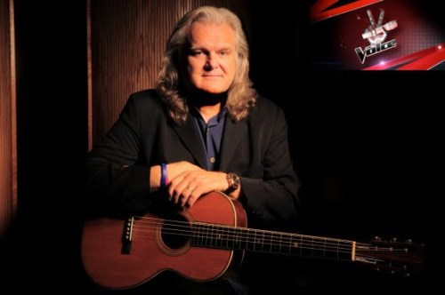 RICKY SKAGGS SINGING DUET WITH NBC'S THE VOICE CONTESTANT, EMILY ANN ROBERTS ON TUES., DEC. 15