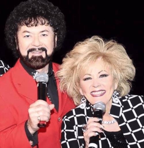 RW and Donna Blackwood