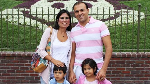 Pastor Saeed Released After Being Held in an Iranian Prison