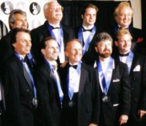 GMA Hall of Fame induction