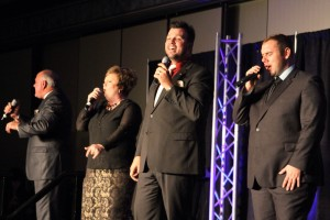 The Williamsons at Creekside 2015