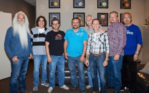 Oak Ridge Boys and Blackwood Brothes in 2015