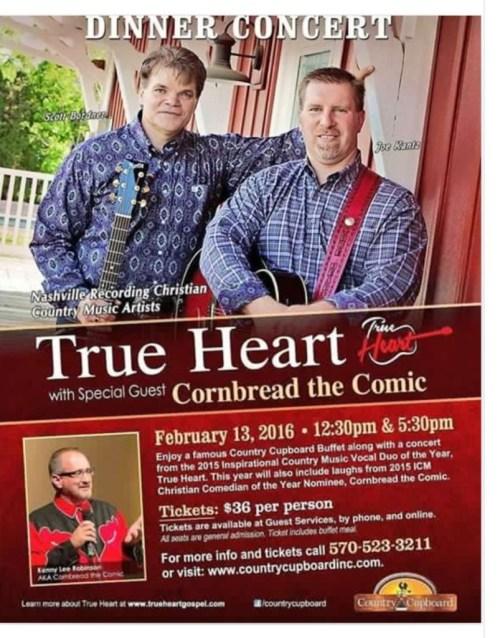 True Heart with Cornbread The Comic