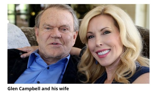 Glen Campbell is in Alzheimer Stage 6