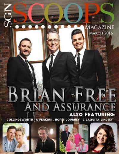 March 2016 SGNScoops Magazine