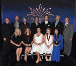 Nelons at Hall of Fame