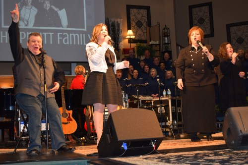 Pruitt Family Night Of Southern Joy A Huge Success
