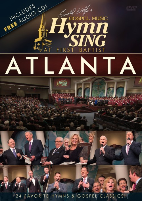 Daywind Announces Release of Gospel Music Hymn Sing at First Baptist Atlanta