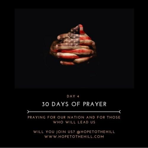 Day 4 of 30 Days of Prayer: Paul Pruitt