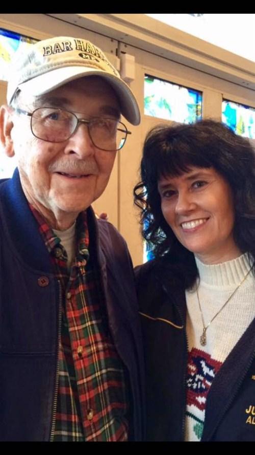 Husband Of Sacred Harmony's Theresa Bellamy Passes Away