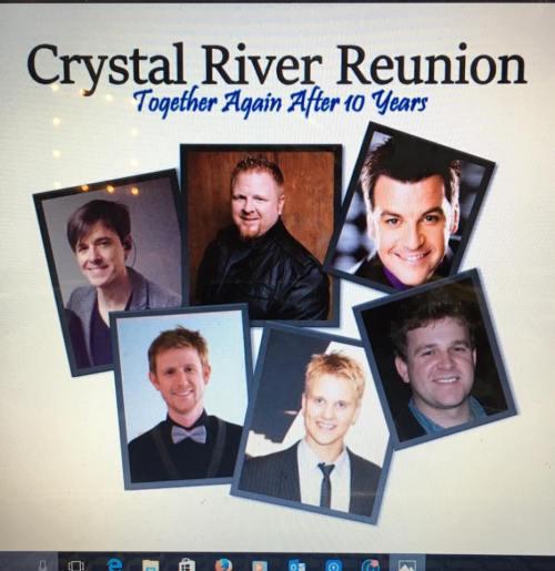Crystal River Reunion