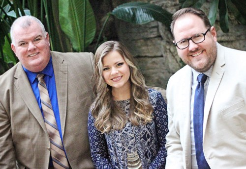 Award Winning Gospel Trio, Surrendered, Welcomes Vocalist Joseph Reed
