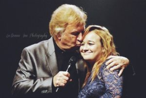 Bill Gaither and Morgan Easter