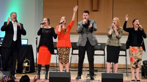 The Collingsworth Family. Photo by Craig Harris