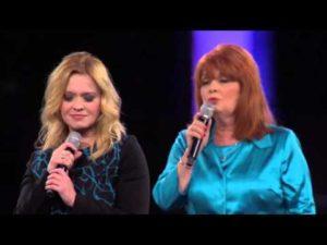 Lauren and Debra Talley