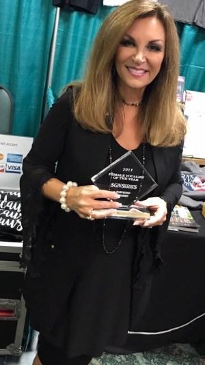 with 2017 Diamond Award