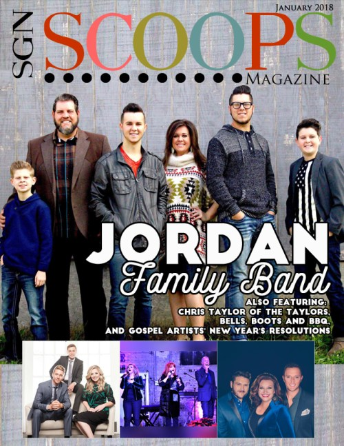 January 2018 SGNScoops Magazine