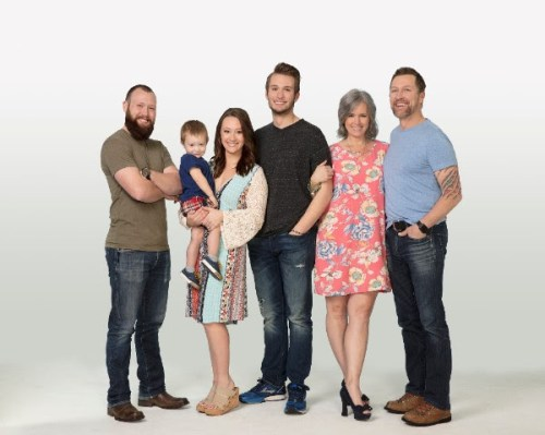 UP TV TO PREMIERE NEW DOCUSERIES MORGAN FAMILY STRONG ON MARCH 1