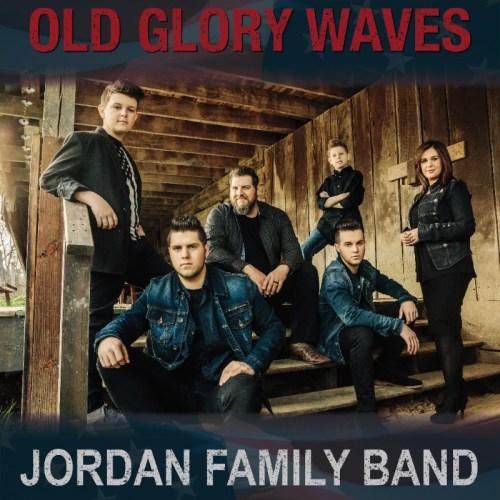 Jordan Family Band celebrates the flag