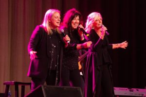 Point of Grace performs at the Oklahoma Music Hall of Fame induction ceremony. (credit: Oklahoma Music Hall of Fame)