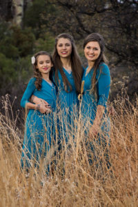 Inner Views of The Bontragers: A Bluegrass family making music together