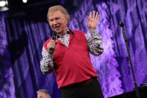 Bill Gaither at NQC. Photo by Chip Woods
