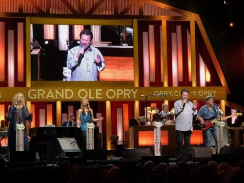 RUSS TAFF RETURNS TO GRAND OLE OPRY® AS NEW DOCUMENTARY HITS THEATERS