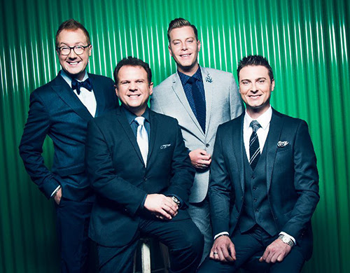 TRIBUTE QUARTET KICKS OFF FALL LEG OF HERE FOR YOU TOUR AT NQC 2018