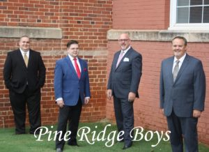 Pine Ridge Boys are thankful this Christmas