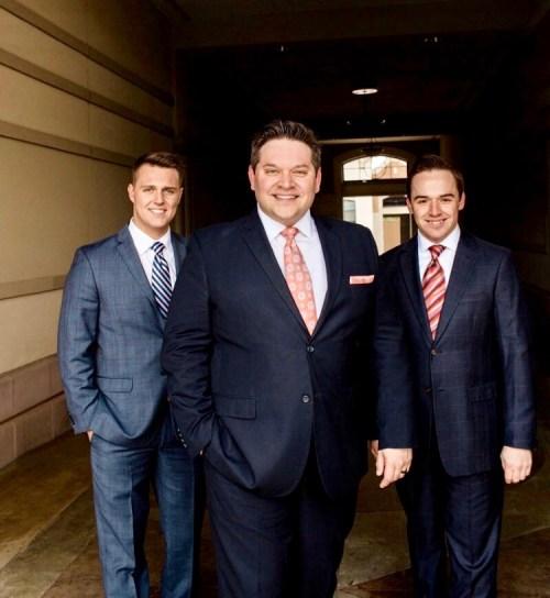 Avenue gospel trio