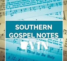 VTN: Southern Gospel Notes logo