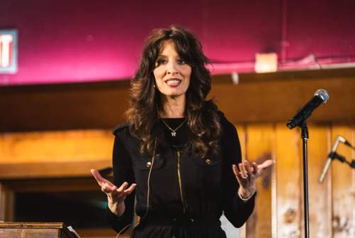 Sherry Anne Honored As Keynote Speaker & Artist For Family Life's Annual Singles Conference