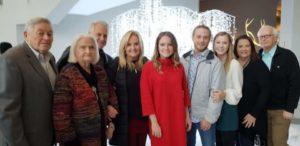 Sue Peck Music, Bill Music, their children and grandchildren