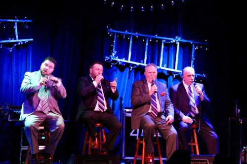 Michigan Quartet 4One Seeks Tenor