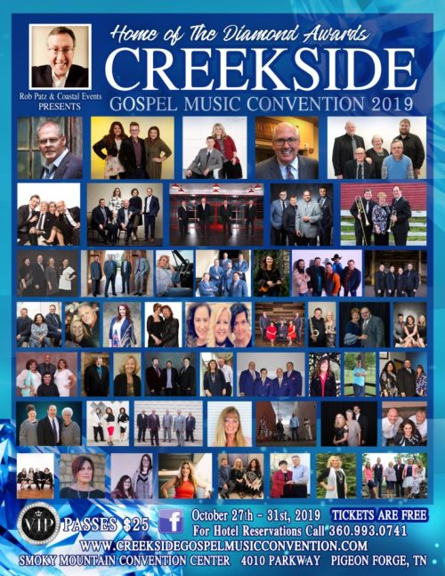 Creekside 2019 presented by Coastal Media