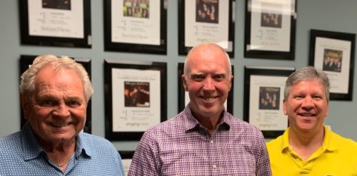 Roger Talley joins the Crossroads Music team